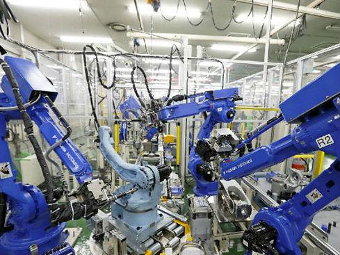 日媒称外企纷纷在中国建高科技工厂:从显示器到机器人