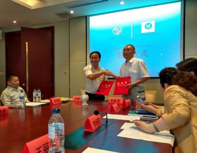 中国儿艺会牵手计划项目在山西落地