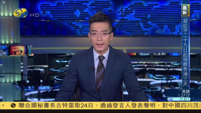 视频-法国投资家:香港回归后活力依旧 需利用独特优势进一步发展