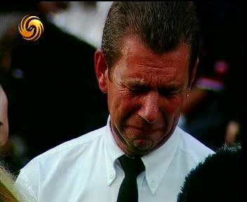 戴安娜王妃葬礼:民众拥挤在伦敦街头失声痛哭