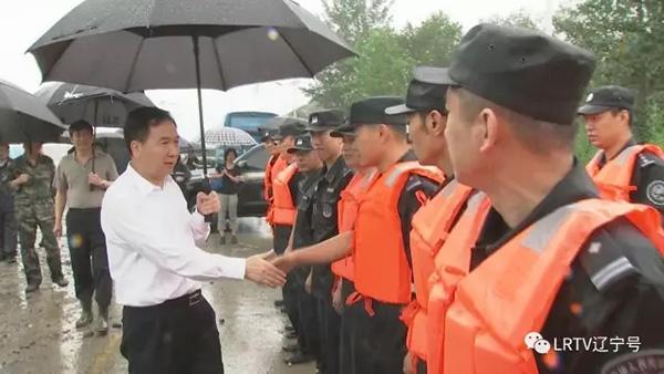 在岫岩雅河街道办事处,共有5个村的群众在此得到了妥善安置。
