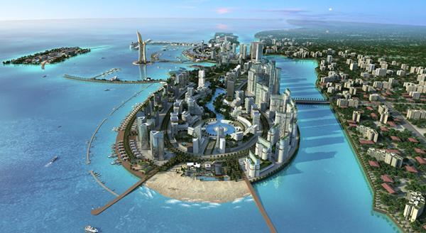 海上丝绸之路--美媒再炒中马合建皇京港欲匹敌新加坡 新媒跟着紧张