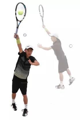 教程视频|教你在发球上设色网球制胜工笔技法图片