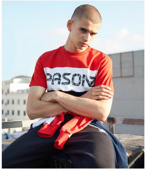 简单的潮流时尚,从PASONZ百尚街头运动风开始