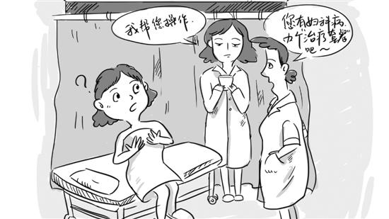 """女子在美发店查出""""妇科病"""",美容师帮她网贷"""