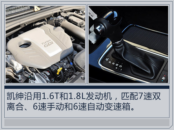 东风悦达起亚新K4更名凯绅 将于八月底正式上市-图5