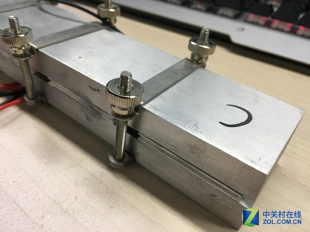 自制半导体空调编辑奋力抵抗北京酷暑
