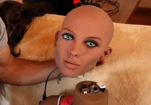 2055年人类将会和机器人做爱