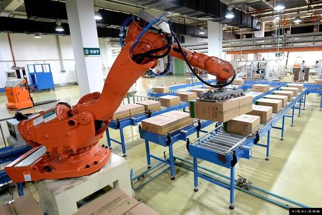 韩国欲对机器人征税网友评论一针见血
