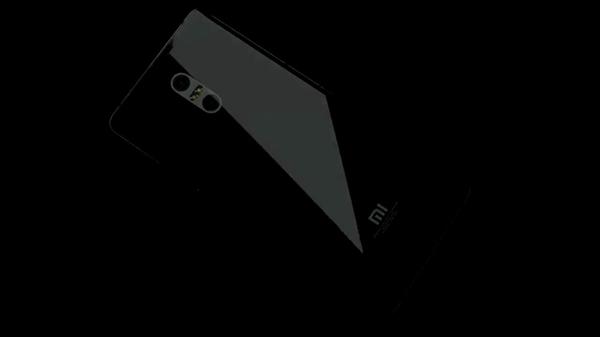 小米7概念渲染:改竖排双摄了