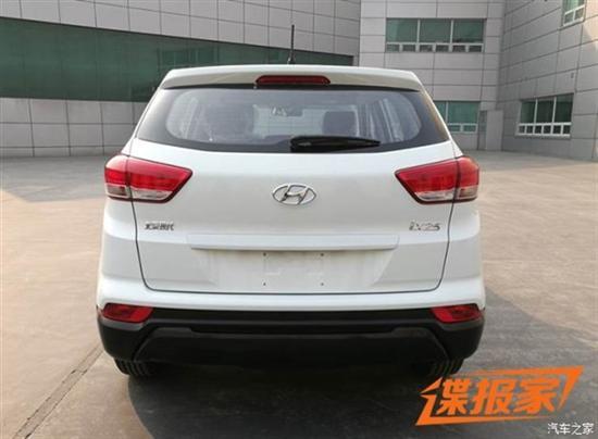 曝北京现代2017成都车展阵容 新款ix25等