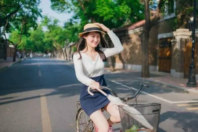 共享单车好处多,但是,你真的会骑车吗?