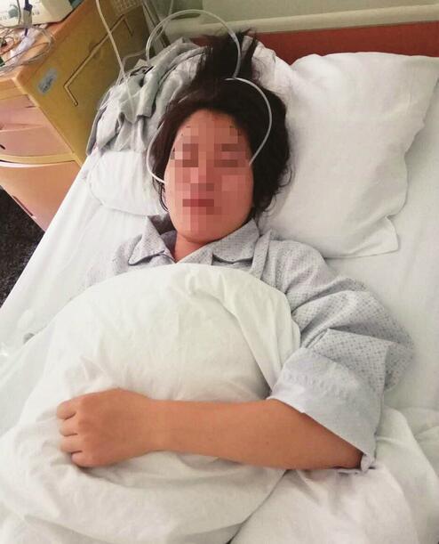 注射玻尿酸误入大脑 济南一女子不幸左眼失明欲轻生