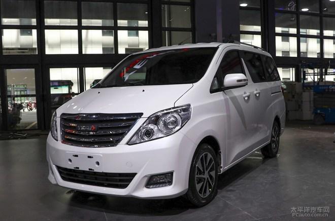 野马M70正式定名斯派卡 8月25日预售