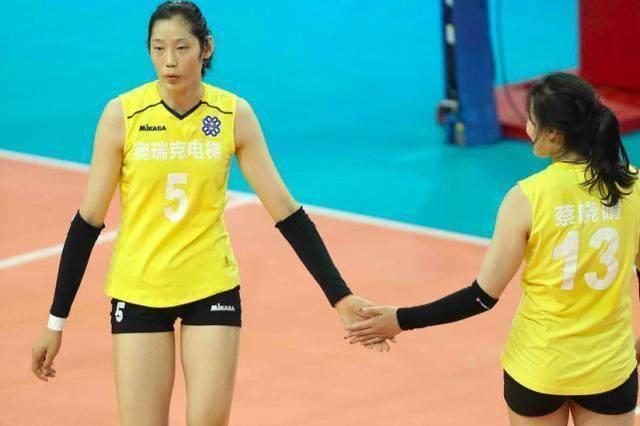 19岁新星曾被批朱婷最差搭档 亚锦赛证明自己强大力量