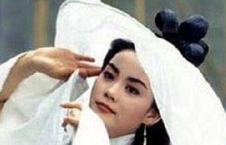 王菲24年前古装造型似白娘子,高冷形象被毁…(图)