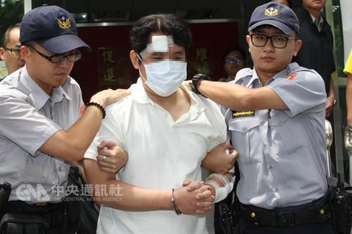 台湾男子砍伤蔡英文办公室戍卫人员 被移送侦办