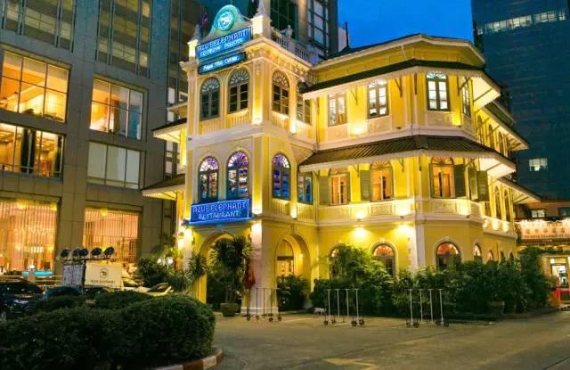 广西快3娱乐平台排行榜_99%的人不知道的曼谷米其林级超级美食