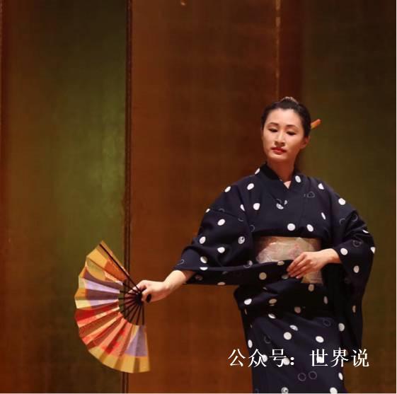 """这门日本舞有百年历史,中国人说在里面学到了""""稽古""""精神"""