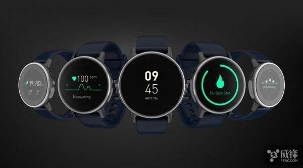 专为运动设计 宏碁推出首款智能手表Leap Ware