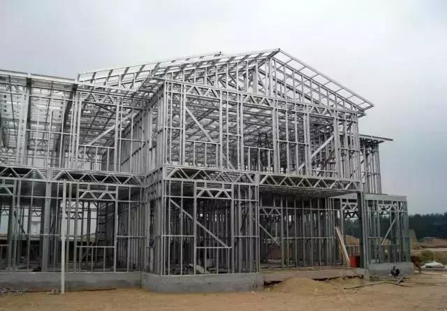 轻钢结构住宅优点缺点