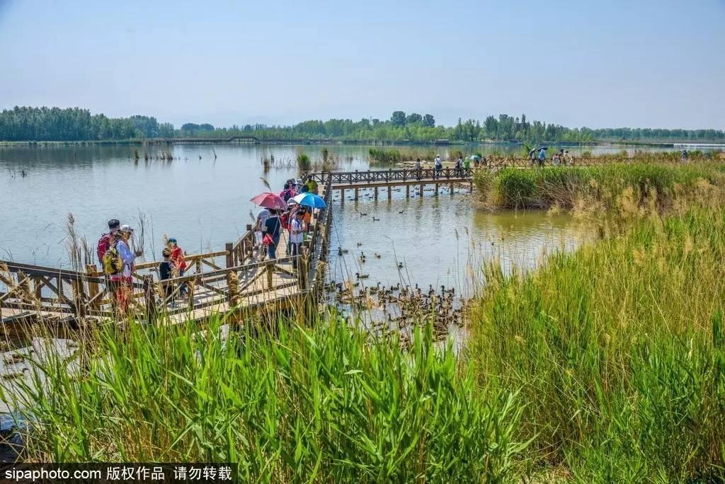 """北京周边34个湖光和湿地美景!画面堪比""""西湖"""",不走一遍简直遗憾!"""