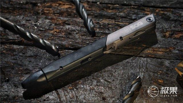 为什么一根圆珠笔,让户外探险家放弃自己的瑞士军刀?