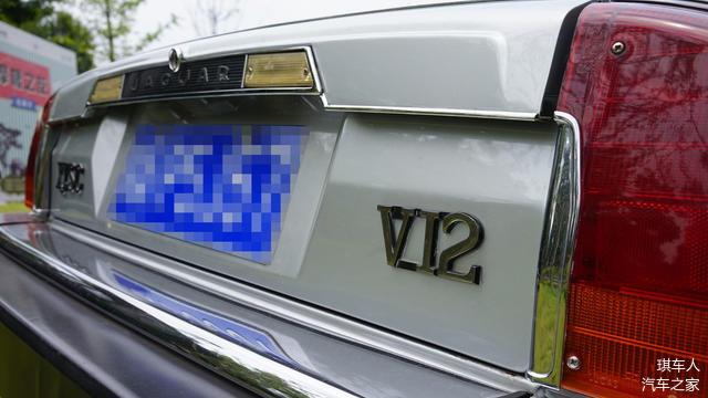 V12的印记