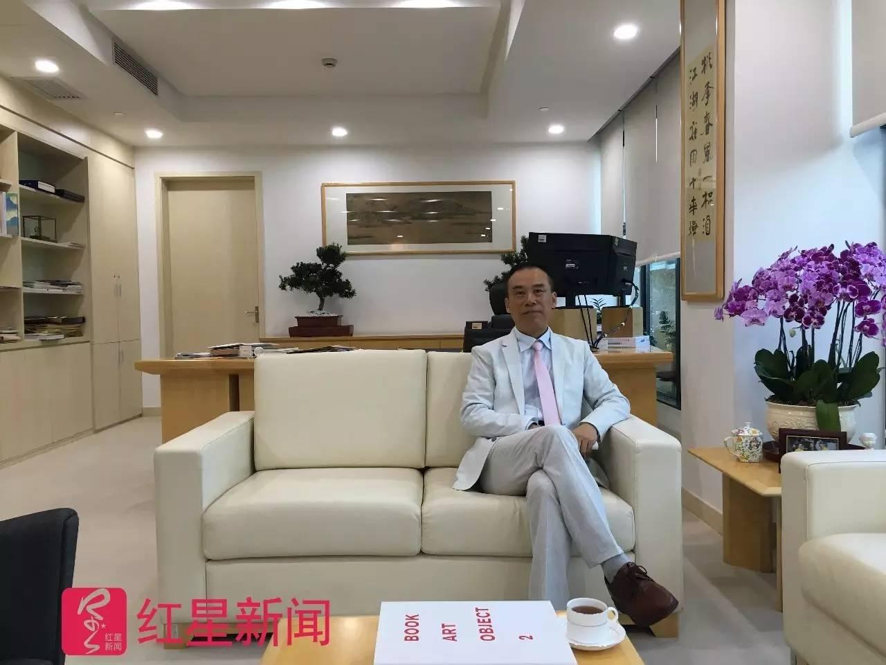 专访港中大深圳校区校长徐扬生:不满意老师上课只为工资,我这里