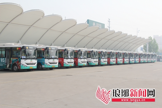 临沂交通部门建立绿色循环低碳交通体系,助力环保攻坚战