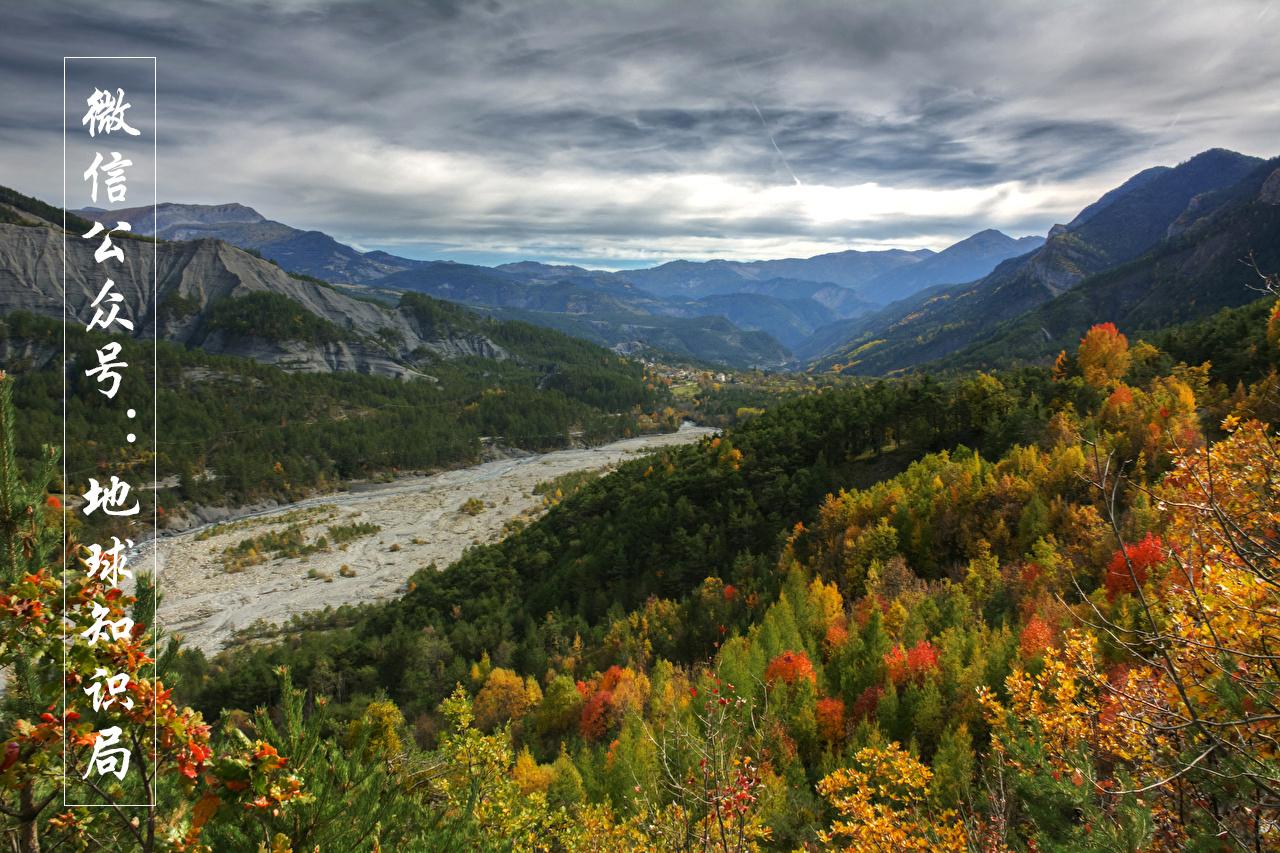 西欧秋天风景壁纸
