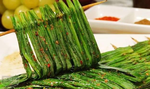 韭菜的做法多多,每一口都鲜嫩~