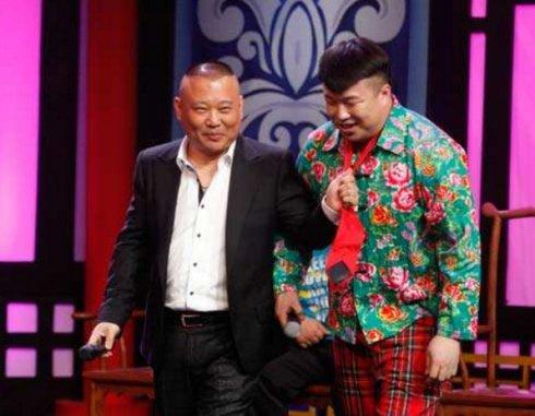 郭德纲的名字现在为什么没有出现在中国著名相声演员列表里?