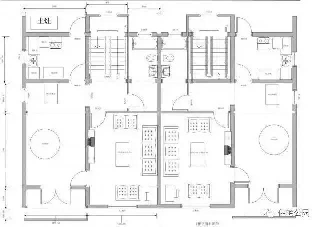 盖房设计施工全展示,河北农村兄弟回乡齐力建双拼豪宅