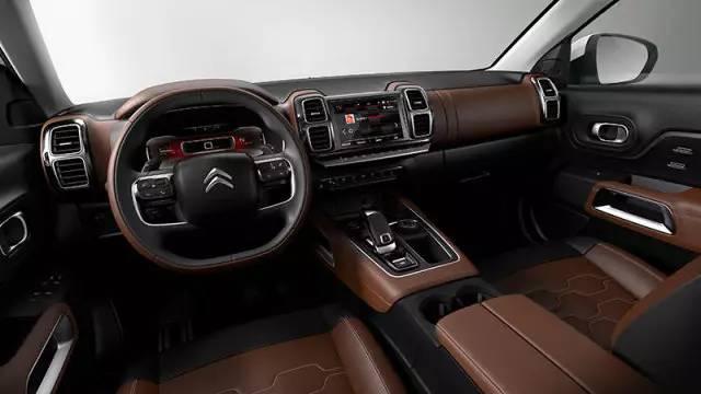 乐享东风雪铁龙SUV天逸的舒适