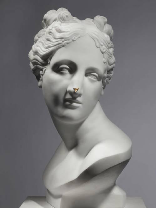 不羁的思维——独特的雕塑作品赏析