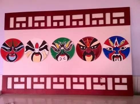 【环创】幼儿园中国风环创手工制作!太美了