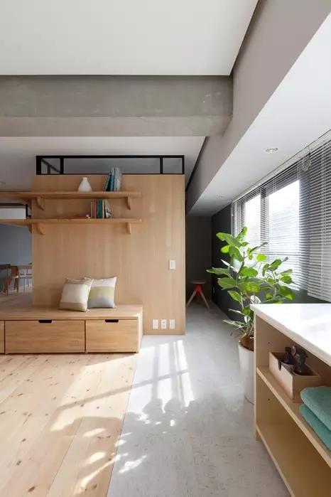 看了日本人房子那么小,装修浴室,厕所及洗手台还三分开,晕倒了