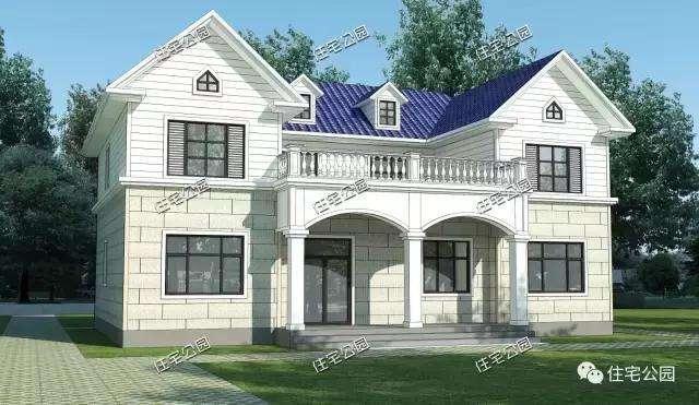 自建房住房宾馆一体房屋设计图