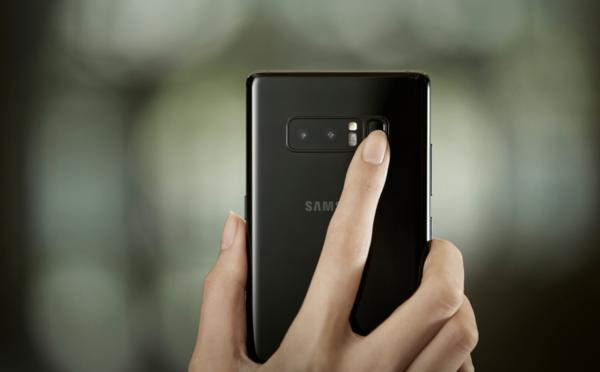 三星Note8发布 首款旗舰双摄,S Pen更强大