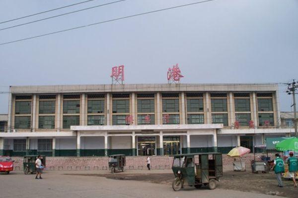 中国唯一同时拥有飞机场,高铁站,火车站的小镇在信阳