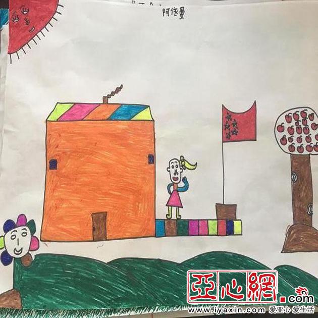 直塘小学 在阳光下成长 绘画比赛结果