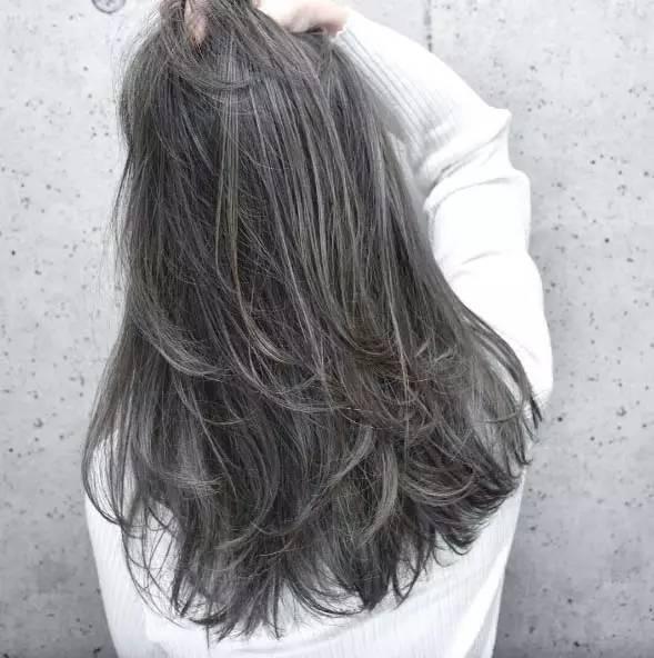 陈妍希告诉你,染头发千万别染这个色