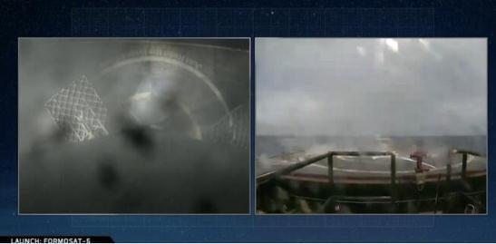 SpaceX再次成功发射猎鹰九号火箭:今年第12次