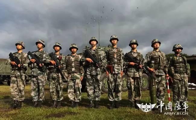 陆军部队年度基地化训练拉开战幕