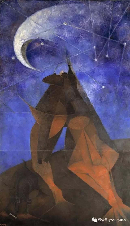 联合国教科文总部壁画作者:鲁菲诺·塔马约