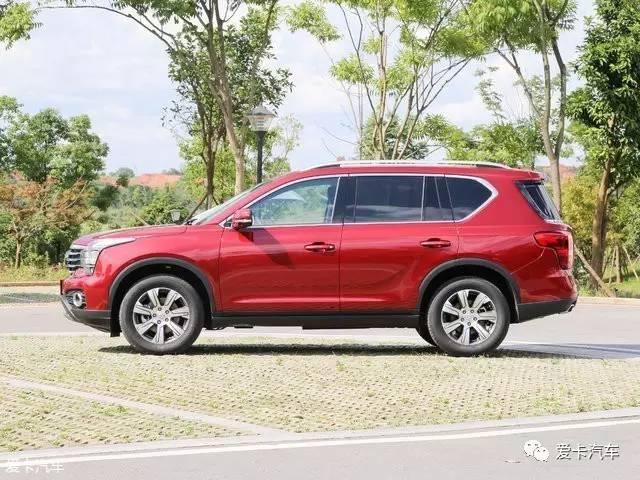 爱卡抢先报:广汽传祺GS7正式上市,售14.98-20.98万元!