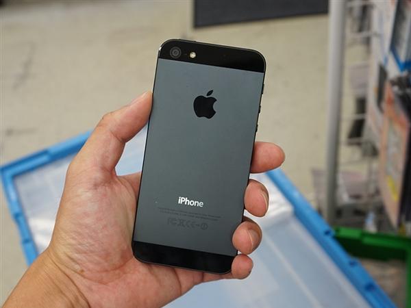 厉害了日本商家300元甩卖iPhone 5