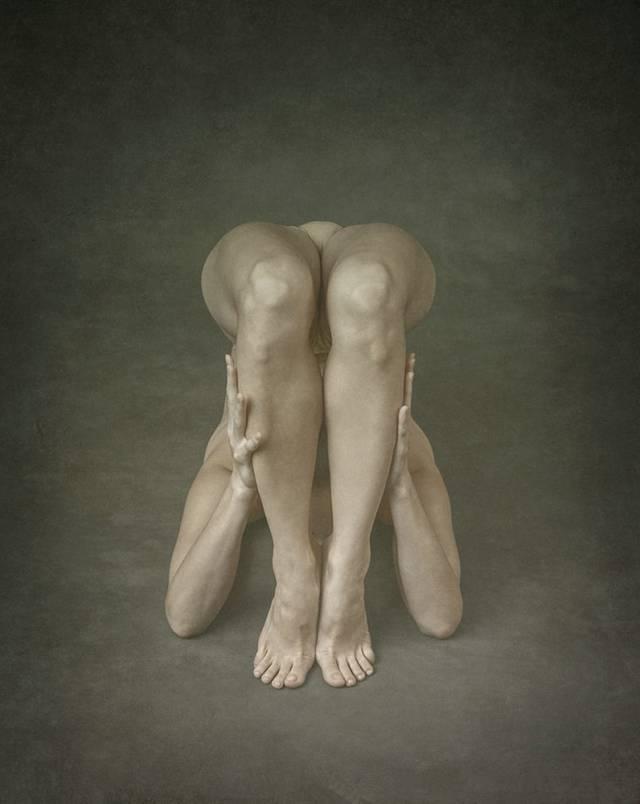 艺术人体|摄影师Michael_Ezra