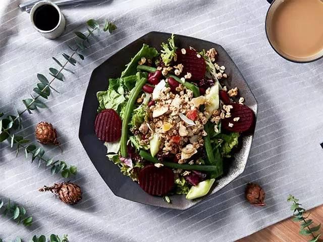 低脂营养健康餐,get!美食海鲜公园附近星海v美食图片